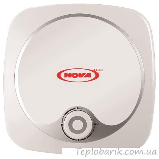 Фото Водонагреватели, Электробойлеры Электробойлер NOVA TEC COMPACT OVER NT CO 15 L (Плоский)