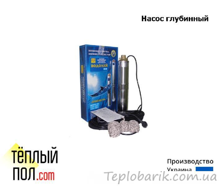 Фото Насосное оборудование, Насосы глубинные Насос глубин. БЦПЭ 0,5-63У с внутр.кабелем, ТМ