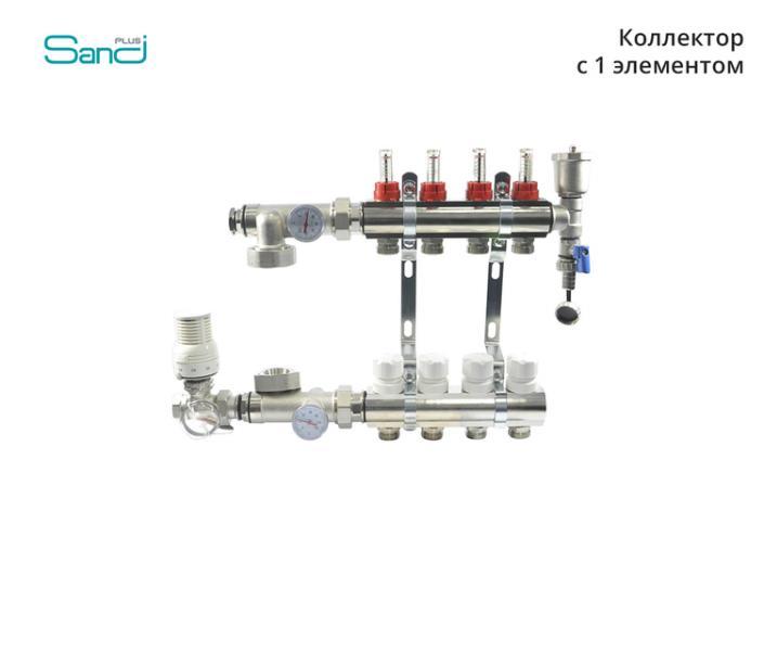 Коллектор  модель 12  Sandi