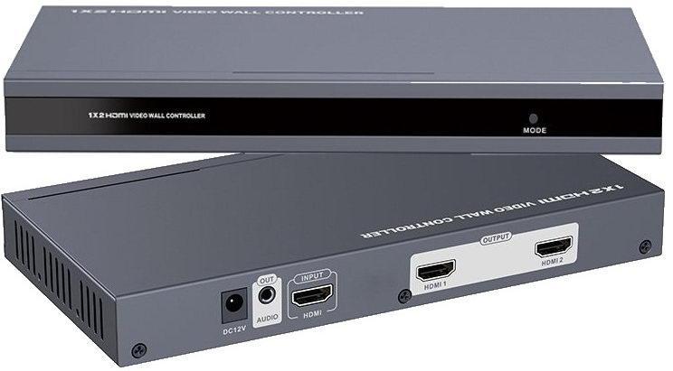 LKV312VW контролер відеостіни 1×2 HDMI