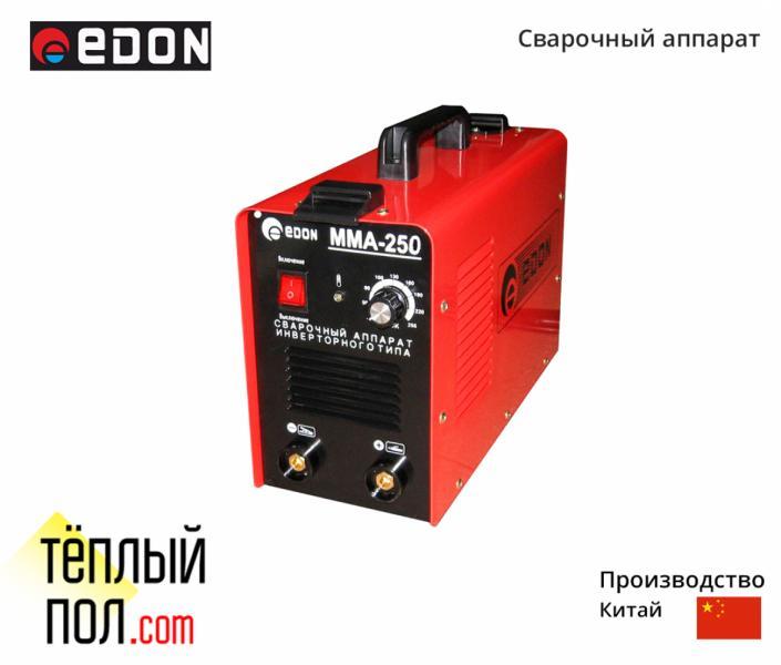 Сварочн.аппарат марки Edon MINI-250, производство: Китай