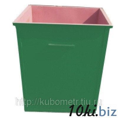 Мусорные контейнеры металлические 0,75м3  купить в Саранске - Мусорные контейнеры, баки с ценами и фото