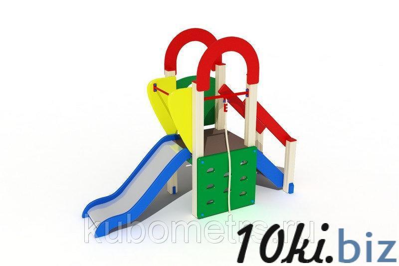 """Горка для детей """"Малыш"""" H-750 купить в Саранске - Игровые площадки, горки, карусели и песочницы с ценами и фото"""