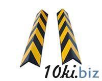 Демпфер угловой резиновый прямой ДУ-8 купить в Саранске - Дорожные ограждения и элементы к ним с ценами и фото