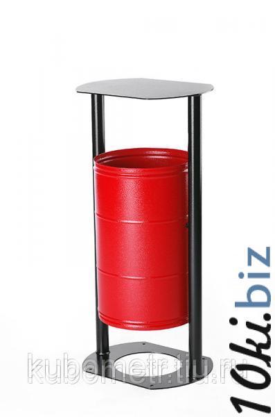 """Уличные мусорные урны """"Премиум"""" с крышкой 30л купить в Саранске - Уличные мусорные урны, урны-пепельницы с ценами и фото"""
