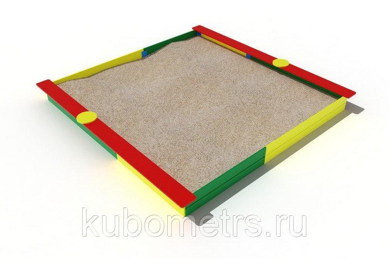 """Песочница для детского сада """"Забава"""" мега"""