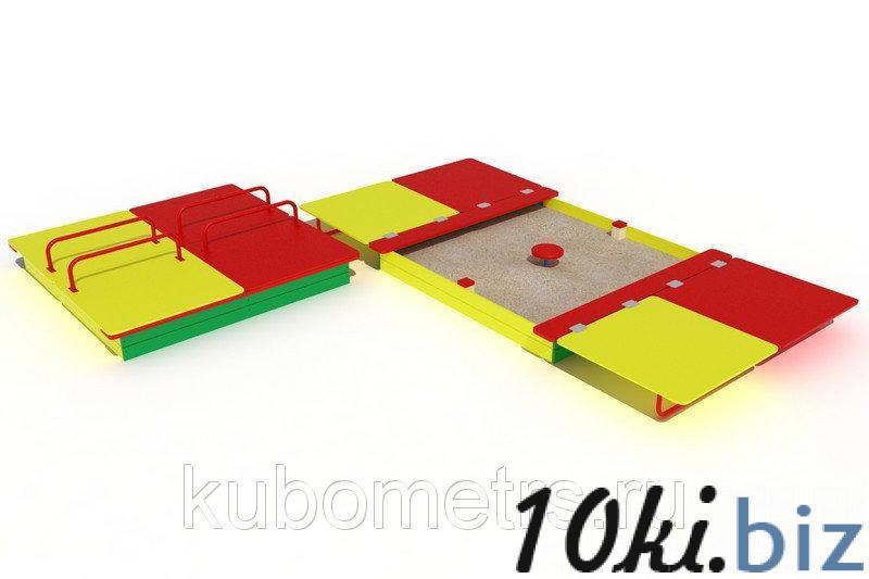 Песочница с крышкой большая купить в Саранске - Игровые площадки, горки, карусели и песочницы с ценами и фото