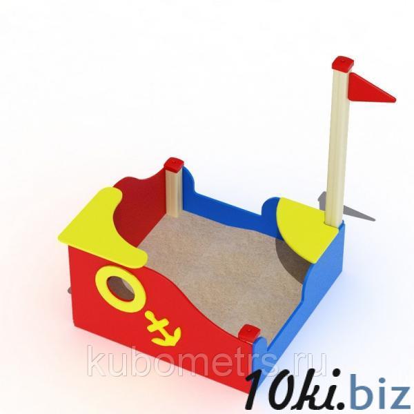 """Песочница """"Кораблик"""" мини купить в Саранске - Игровые площадки, горки, карусели и песочницы с ценами и фото"""
