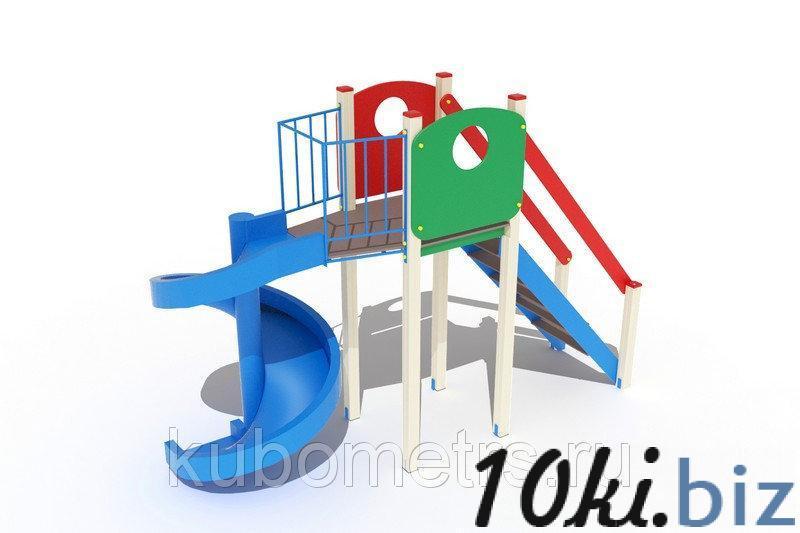 """Горка для детей """"Винтовая"""" (винтовой скат) купить в Саранске - Игровые площадки, горки, карусели и песочницы с ценами и фото"""