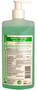 Бланидас Cофт Дез - мыло с дезинфицирующим эффектом, (500мл)