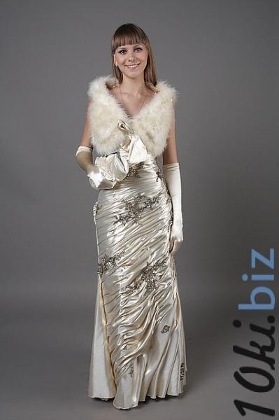 Длинное платье годе (русалка) на корсете Вечерние платья в России