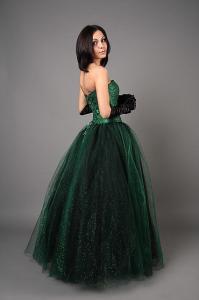 Фото Пышные вечерние платья Бальное платье на корсете