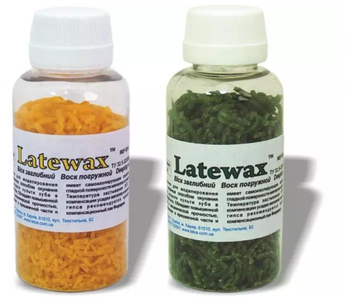 Latewax Deeping (воск погружной) 50г.