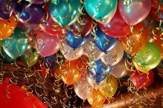 Гелиевые шары с доставкой в Гомеле