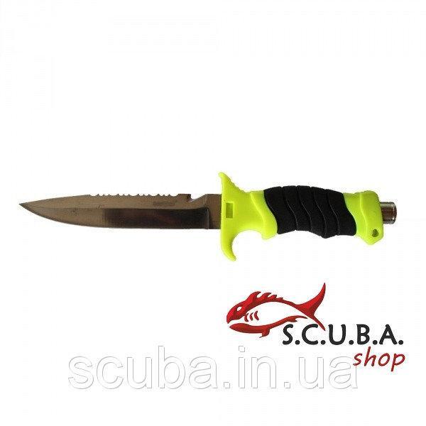 Нож для подводной охоты и дайвинга Profi sharp