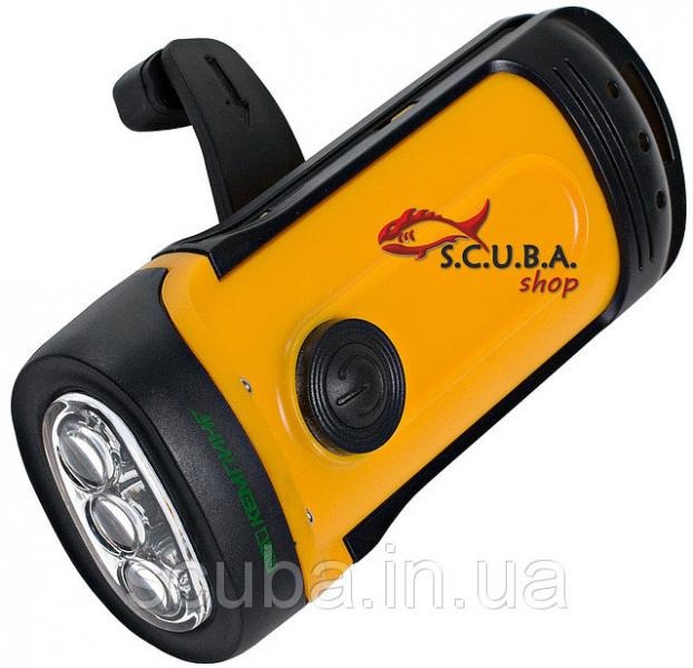Динамо-фонарь Кемпинг SB-1064