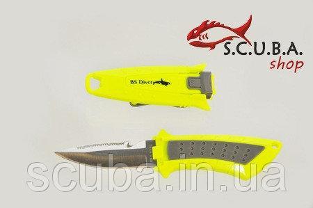 Нож для подводной охоты и дайвинга BS Diver Micra