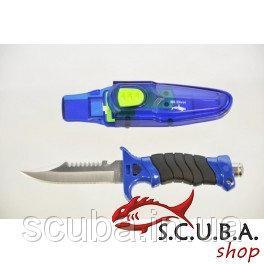 Нож для дайвинга и подводной охоты BS DIVER SAMOA