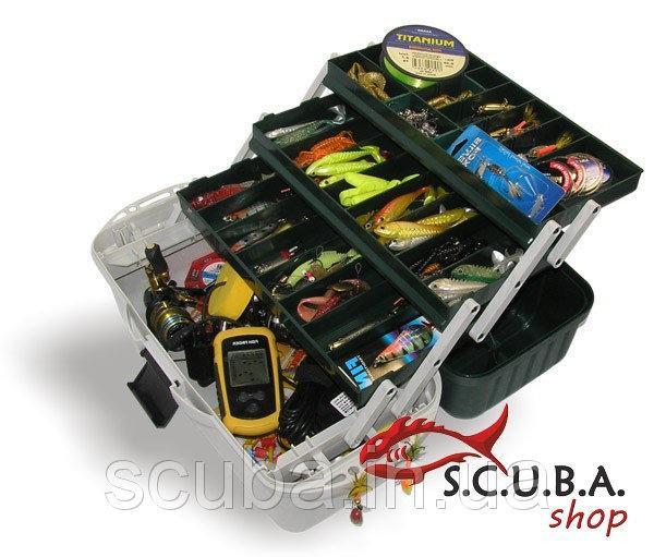 Ящик Aquatech 2703 (3-полочный)