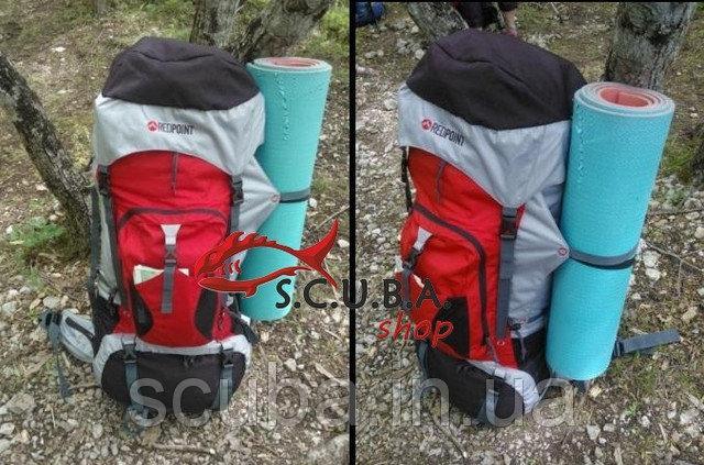 Экспедиционный рюкзак RedPoint Terrain 75 с алюминиевым каркасом