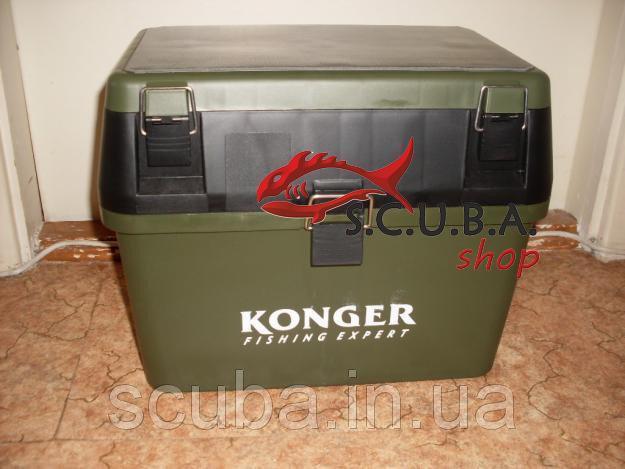 Ящик рыбацкий Konger (маленький)
