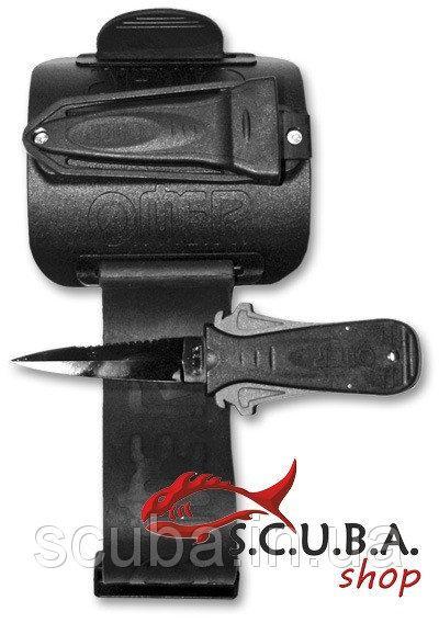 Нож для подводной охоты OMER Mini Laser