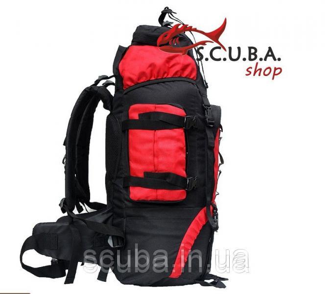 Рюкзак туристический V-65+10л каркасный TREKKING 112 COLOR LIFE