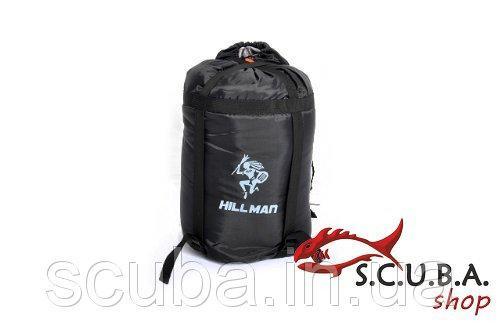 Спальный мешок HILLMAN EXTREMЕ одеяльный +5-5 С