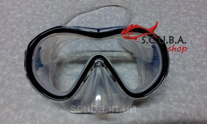 Маска для плавания MATRIX (силикон)