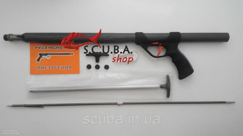 Пневмовакуумное ружье PELENGAS 70+ смещенная рукоятка