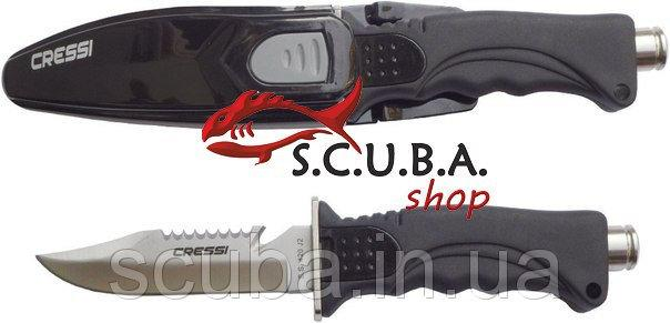 Нож для подводной охоты CRESSI Skorpion (Скорпион)