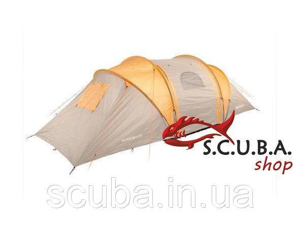 Палатка кемпинговая Кемпинг Narrow 6 PE