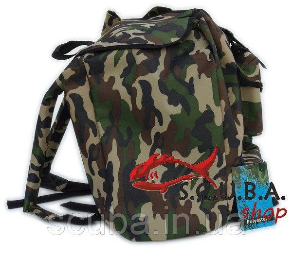 Рюкзак камуфлированный 50 л
