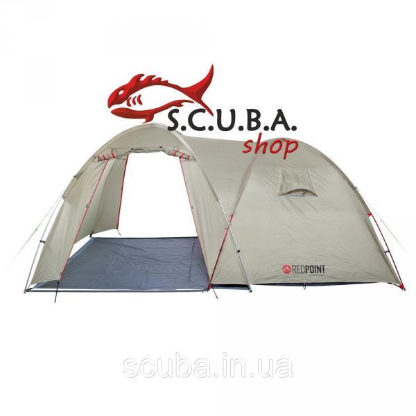 Палатка Red Point 4 местная кемпинговая BASE 4