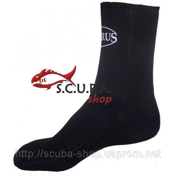Носки для подводной охоты VERUS 5 мм (закрытая пора)