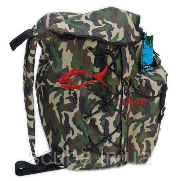 Рюкзак камуфлированный 66 л