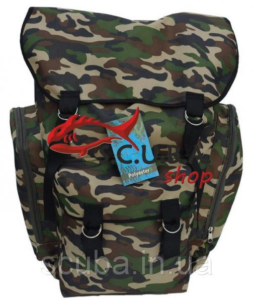 Рюкзак камуфлированный 55 л