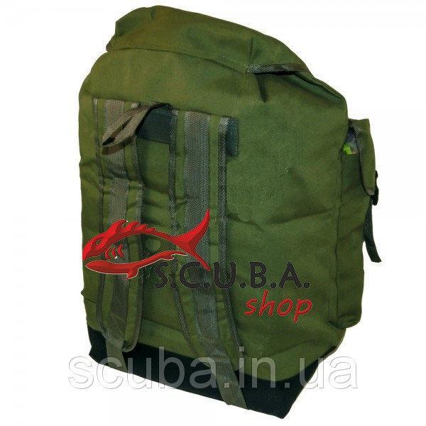 Рюкзак 60 л для рыбалки, охоты и туризма Sport Winner WC01 брезентовый