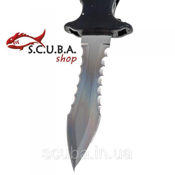 Нож для подводной охоты MARLIN Stroporez Stainless Steel