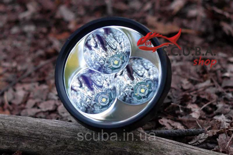 Тактический фонарь Fenix TK70 3xCree XM-L LED