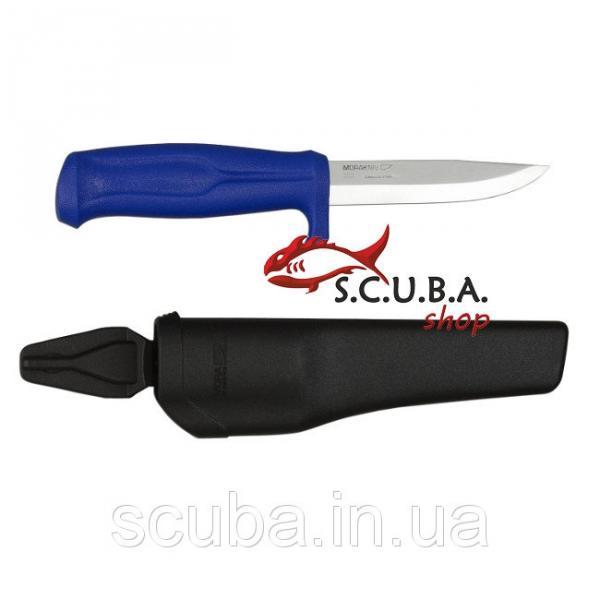 Нож MORA Craftline Q 546, нерж. сталь, синий