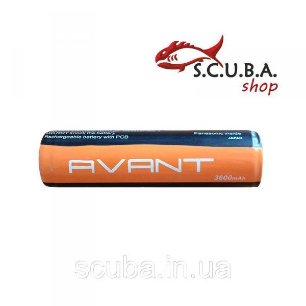 Аккумулятор 18650 3600 mAh AVANT (Защищен)