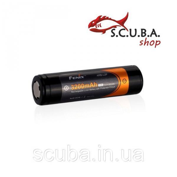 Аккумулятор 18650 Fenix 3200 mAh (ARB-L2P)