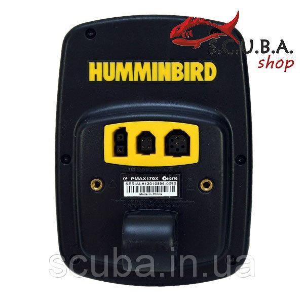 Эхолот двухлучевой Humminbird PiranhaMax 170x