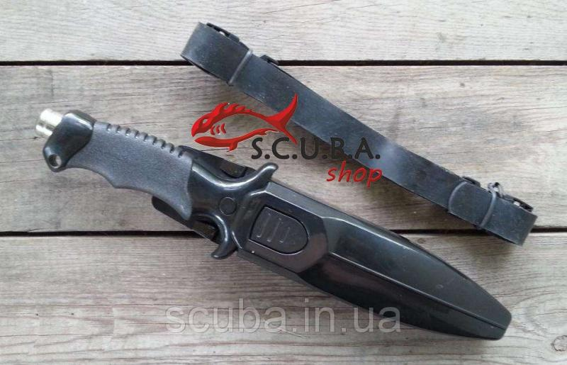 Нож для подводной охоты и дайвинга RAZOR