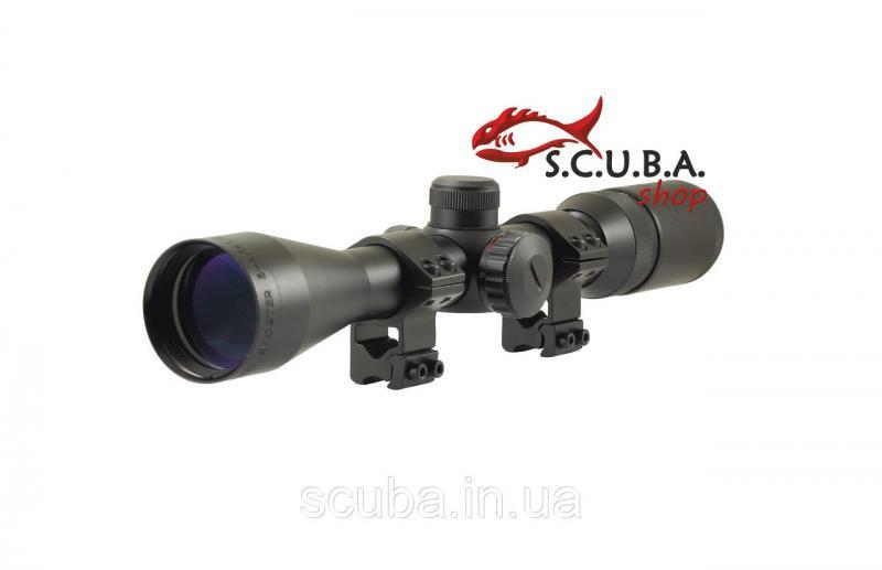 Прицел оптический Пр-3-9x40 IR-GAMO для использования на огнестрельном охотничьем и пневматическом оружии