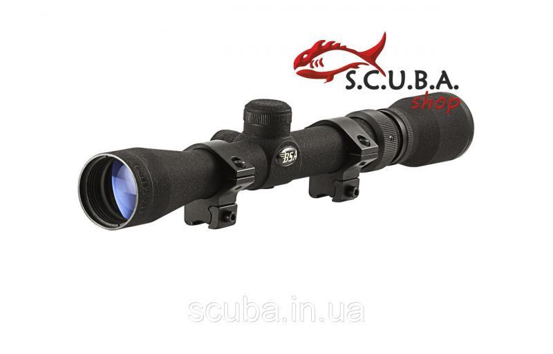 Прицел оптический Пр-3-9x40-BSA для использования на огнестрельном охотничьем и пневматическом оружии