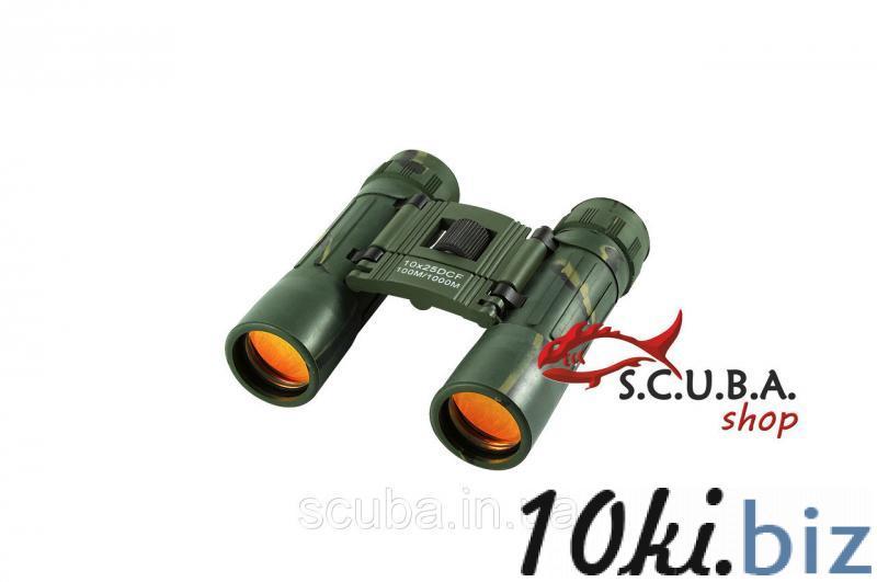 Бинокль TASCO 10x25 - T (green) для спортивно-развлекательных мероприятий, охоты, туризма, рыбалки купить в Харькове - Бинокли, монокли, телескопы, приборы ночного видения