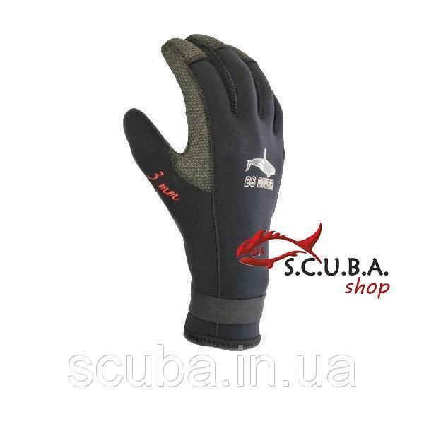 Перчатки для подводной охоты BS Diver PROFESSIONAL KEVLAR 3mm