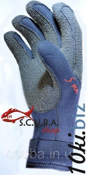 Перчатки для подводной охоты BS Diver PROFESSIONAL KEVLAR 5 mm Перчатки для дайвинга на Центральном рынке Харькова